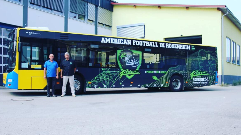 Rebels Bus
